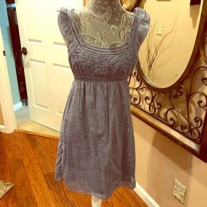 Max Studio Dresses - 🦋Max Studio blue dress👗